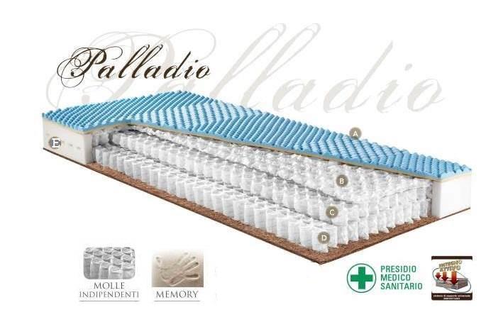 materasso palladio extra lusso