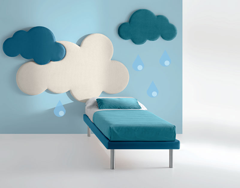 cloud bside letto