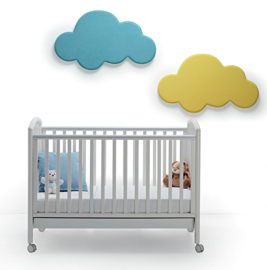 cloud letto bambini bside