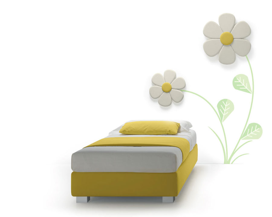 flower bside letto