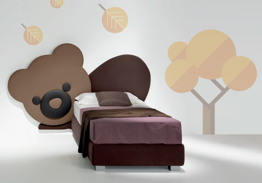 ted bside letto autunno