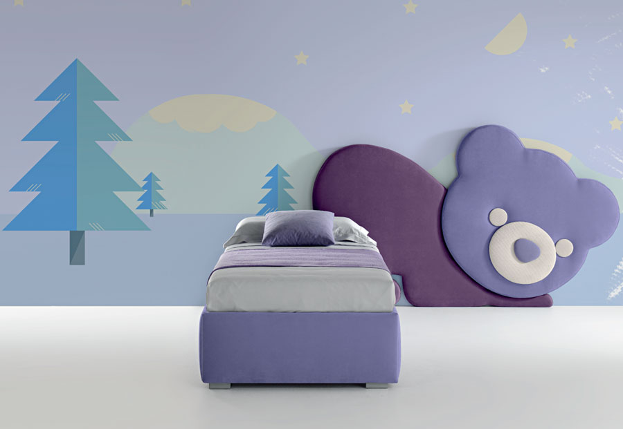 ted bside letto bambini