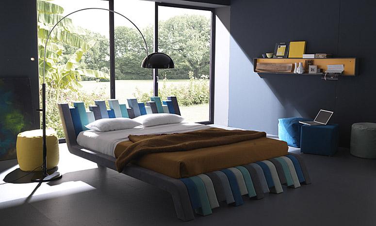 letto cubed bolzan colori