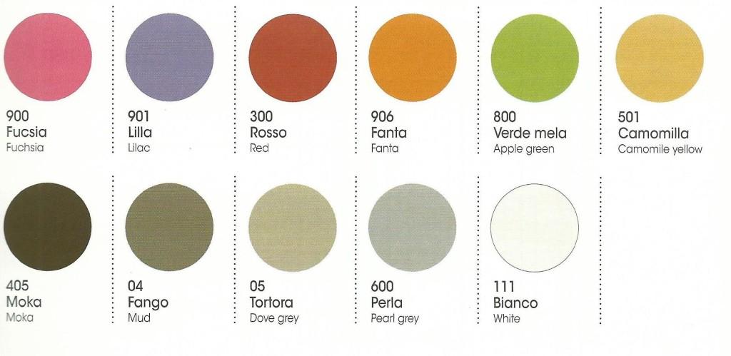 colori ecopelle diversi colori