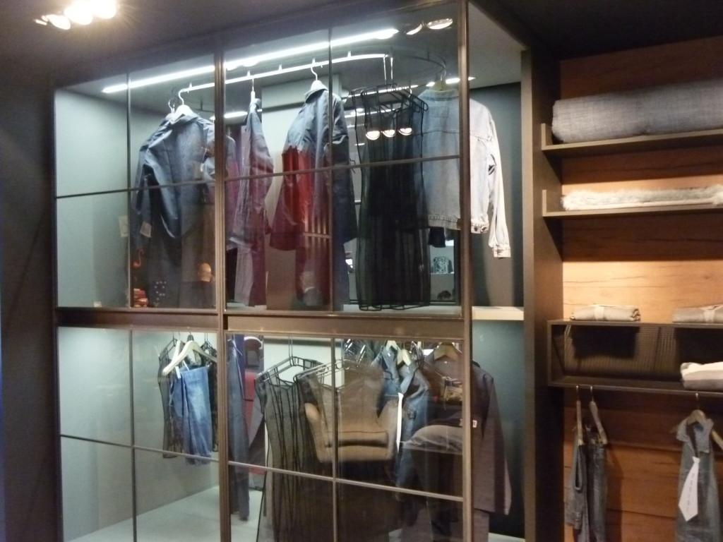 Cabina armadio Fimar Salone del Mobile