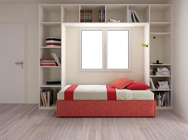 divano letto semplice