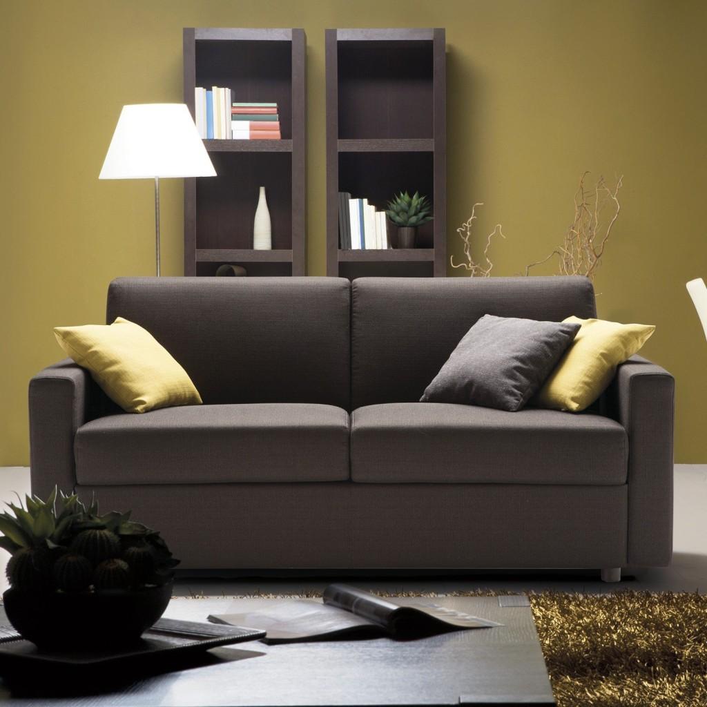 Divano due posti con chaise longue idee per il design for Divano due posti economico