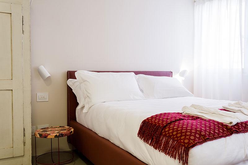 Interni residenza Venissa a Burano