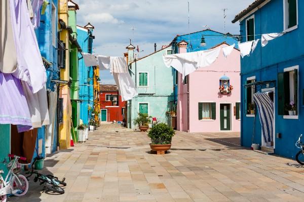 progetto nuove residenze a Burano con Bolzan letti