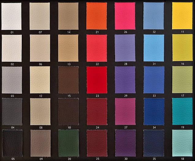 ecopelle colorata